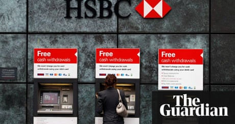 HSBC cuts threaten thousands of jobs   Business   The Guardian