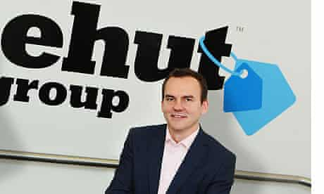 Matthew Moulding of The Hut Group