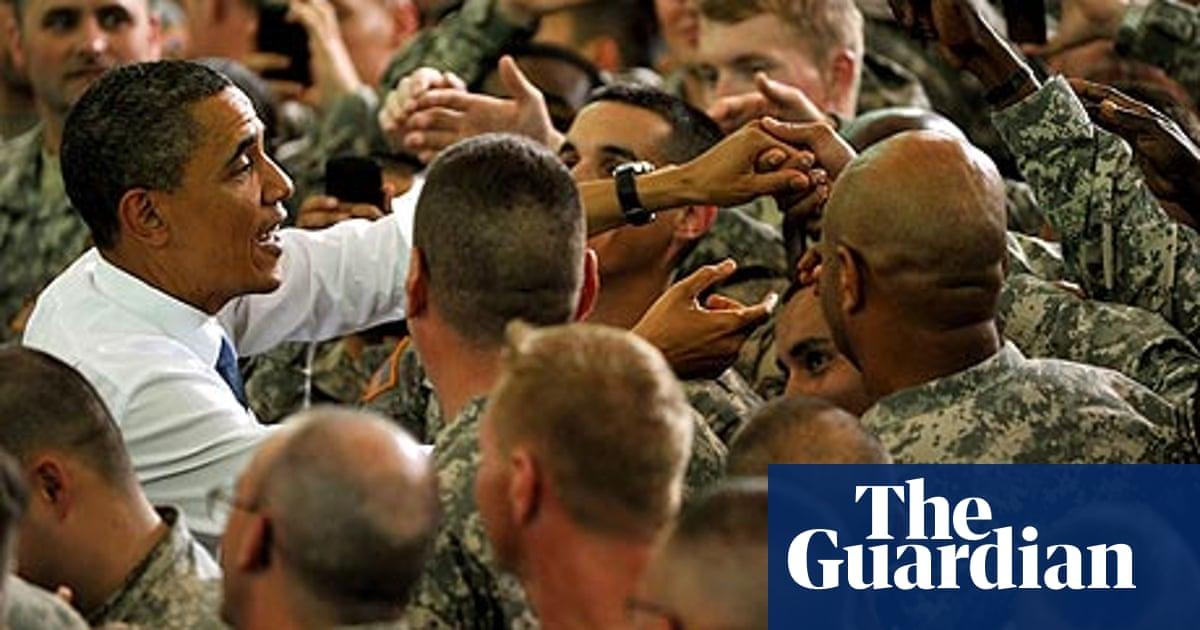 Barack Obama flies to thank troops who killed Bin Laden | US