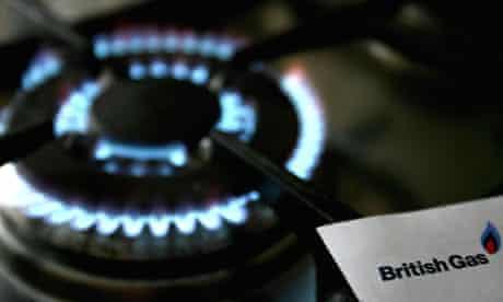 British Gas - gas bills - Centrica