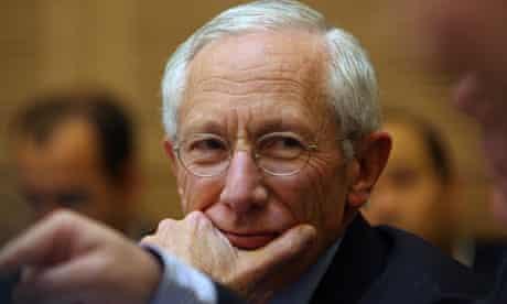 Stanley Fischer/Israel/IMF