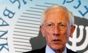 Governor of Bank of Israel Stanley Fischer