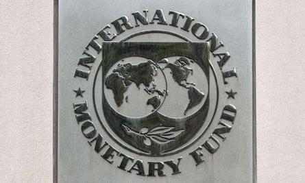 International Monetary Fund HQ in Washington