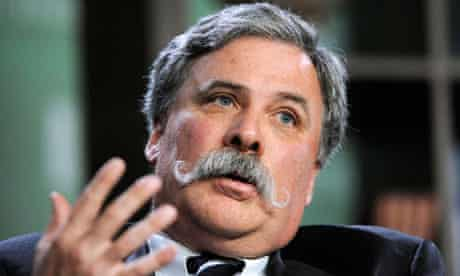 Chase Carey, President and Chief Operating Officer of News Corporation