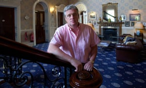 Stephen Purdew, boss of Champneys Spa Group
