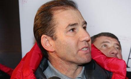 Ivan Glasenberg, president of Glencore International