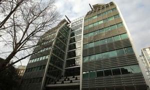 Lloyds Banking Group headquarters