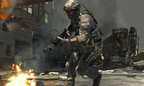 Computer game Call of Duty: Modern Warfare 3