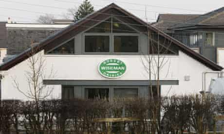 Robert Wiseman Dairies HQ