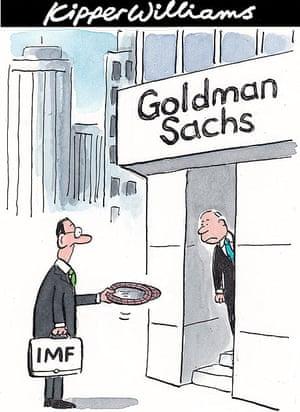 Kipper Williams: Goldman Sachs 19.01.2012