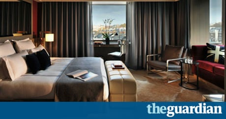 London hotels new kips on the block travel the guardian for Modern hotels in london