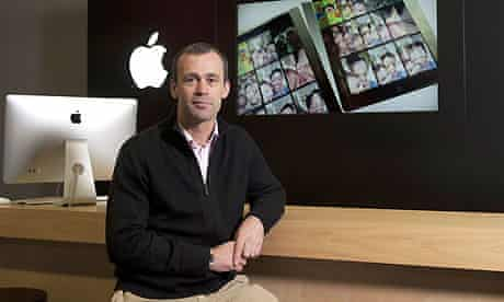 John Browett has joined Apple Stores
