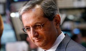 Citigroup's CEO Vikram Pandit