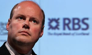 RBS chief Stephen Hester