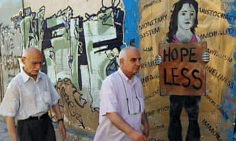 Unemployment in Greece