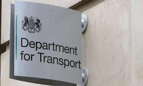 Department for Transport office in London