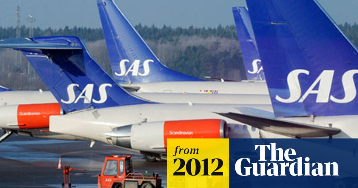Sas Cuts 800 Jobs In Final Call To Save Airline Airline Industry The Guardian