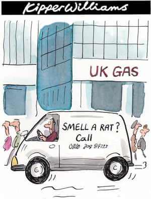Kipper Williams cartoon