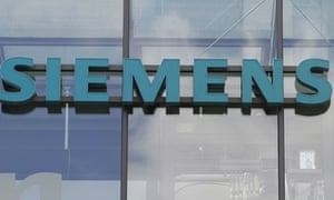 Siemens has bought the rail signalling business of Invensys