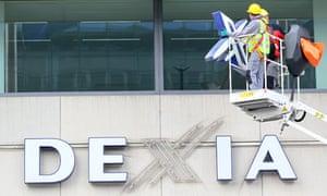 Dexia bank needs billions in new capital