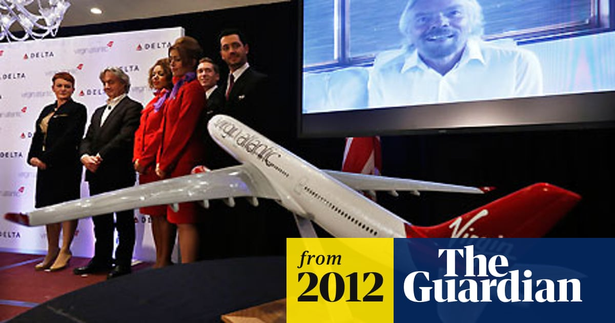 Delta investment in virgin atlantic commercial real estate investment dummies books