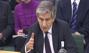 Former chairman of HBOS Lord Stevenson