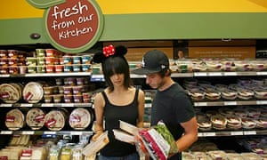 Fresh & Easy store in Los Angeles