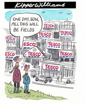 Tesco's American dream over as US retreat confirmed