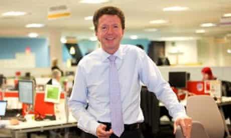 Cable & Wireless Worldwide - Gavin Darby