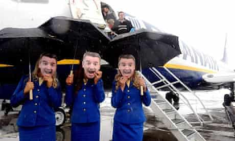 Ryanair Airlines opens its 51st airport base in Budapest