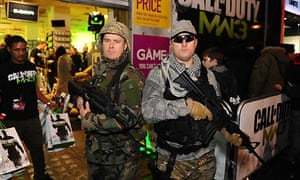 Call of Duty: Modern Warfare 3 launch at Game Group