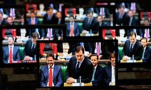 George Osborne delivers his budget speech