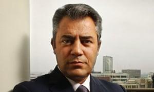 Mehmet Dalman, ENRC chairman