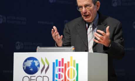 OECD deputy secretary-general and chief economist Pier Carlo Padoan