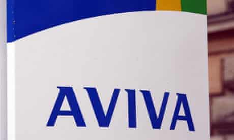 Aviva chief waives pay rise