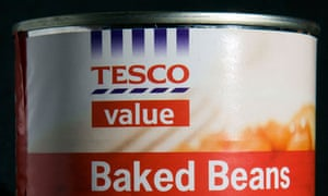 Tesco value brand