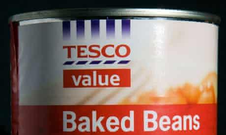 Tesco value brand