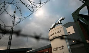 Jaguar's Castle Bromwich assembly plant