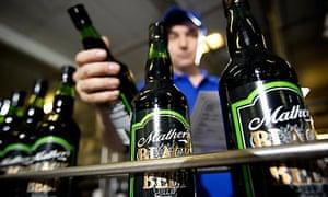 Mather's Black Beer