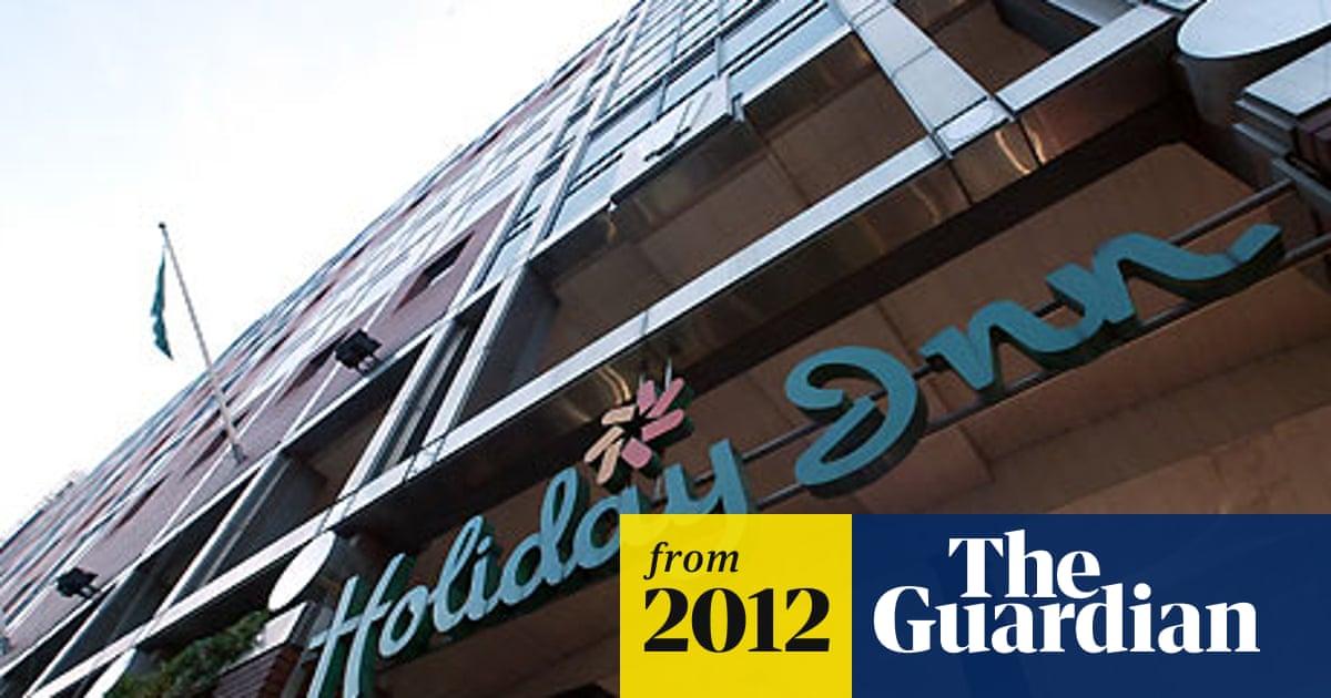 Unilever veteran checks in as InterContinental Hotels