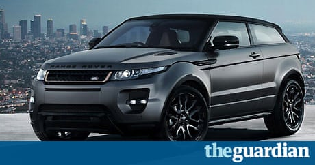 booming business in china helps jaguar land rover to profit business the guardian. Black Bedroom Furniture Sets. Home Design Ideas