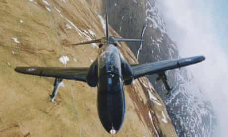 BAE Systems Hawk aircraft