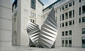Heatherwick Studio Vents, Paternoster Square