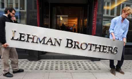 """Lehman Brothers: Artwork and Ephemera"" sale"