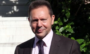 Yannis Stournaras, Greece's new finance minister