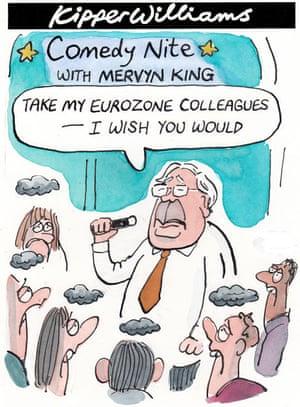 Kipper Williams on Mervyn King