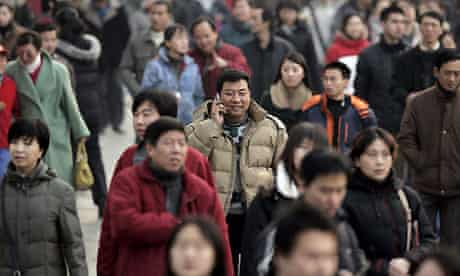 China has 1bn mobile subscriptions