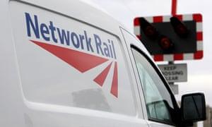 Network Rail debts rise