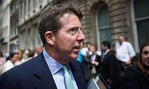Former Barclays chief Bob Diamond