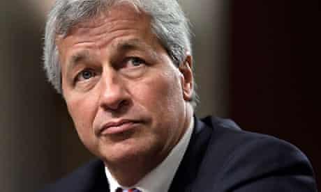 JP Morgan chief Jamie Dimon